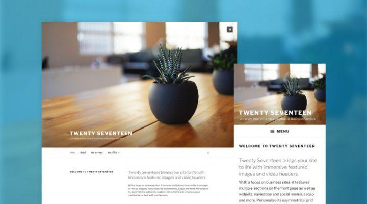 Wat is er nieuw in WordPress versie 4.7?