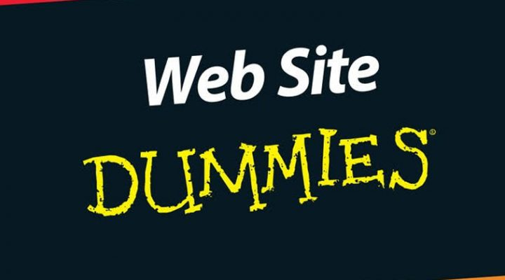 Website maken voor dummies