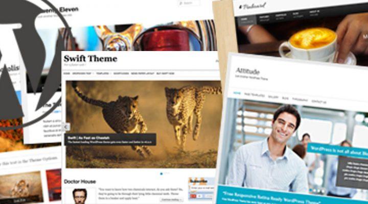 Wat is een WordPress theme?