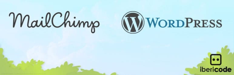 wordpress widget mailchimp