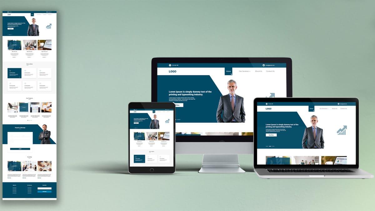 wordpress website voorbeelden